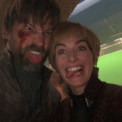 Ο Jamie και η Cersei Lannister όπως δεν τους έχεις ξαναδεί