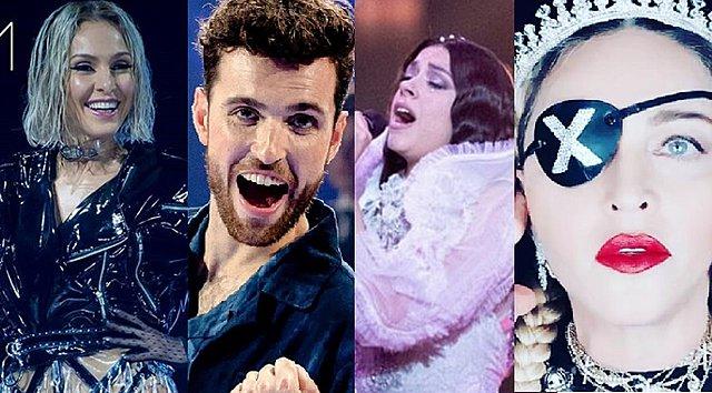 Eurovision 2019: Ο νικητής, η Madonna, η Φουρέιρα και η τελική κατάταξη Ελλάδας και Κύπρου! [Βίντεο]