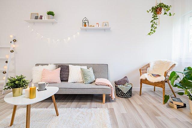 Πώς να διακοσμήσεις το σπίτι σου έτσι ώστε να μειώσεις το άγχος