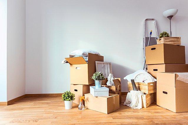Μόλις μετακόμισες; Κάνε αυτές τις έξι κινήσεις για να βγεις κερδισμένη