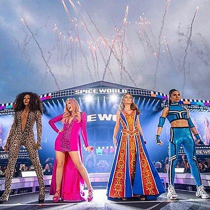 Oι Spice Girls έδωσαν την πρώτη come back συναυλία τους, όμως... κάτι δεν πήγε καλά [video]