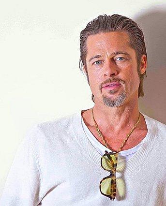 Brad Pitt: Η φωτογραφία του από τη Biennale που έγινε viral