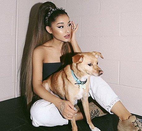 Ariana Grande: Σε διαμαρτυρία με το σύντροφο της