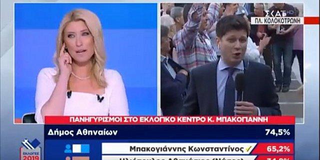 Σία Κοσιώνη: Περήφανη αλλά και απειλητική για τον Κώστα Μπακογιάννη στον αέρα του ΣΚΑΙ! [Βίντεο]