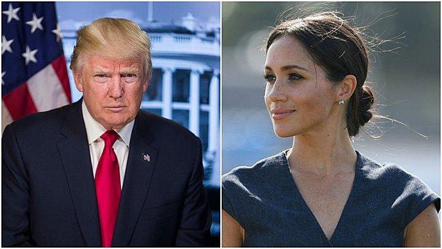 Ο Donald Trump και η  κακιά  Meghan - Τι απαντά δημόσια ο πρόεδρος των ΗΠΑ