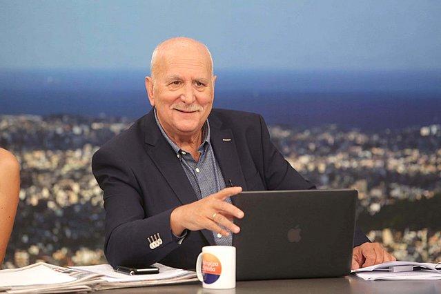 Είναι επίσημο: H ανακοίνωση του ΑΝΤ1 για τον Γιώργο Παπαδάκη!