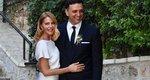 Τζένη Μπαλατσινού - Βασίλης Κικίλιας: Όλες οι φωτογραφίες του γάμου - Το νυφικό, τα παιδιά της νύφης και οι καλεσμένοι