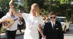 Η Tζένη Μπαλατσινού φόρεσε το πιο στιλάτο φόρεμα εγκυμοσύνης και μας έδειξε την φουσκωμένη κοιλίτσα της! [Photo]