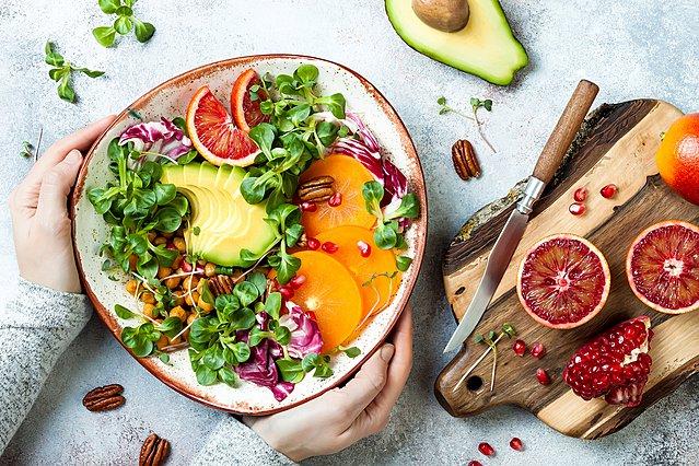 17 τροφές με λιγότερες από 40 θερμίδες για γρήγορη απώλεια βάρους!