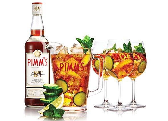 Το PIMM'S φέτος το καλοκαίρι θα είναι παντού!