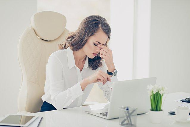 Τι να κάνεις αν η δουλειά σου απορροφά όλη την ενέργεια σου