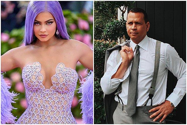 Πώς η Kylie Jenner  έβαλε στη θέση του  τον Alex Rodriguez