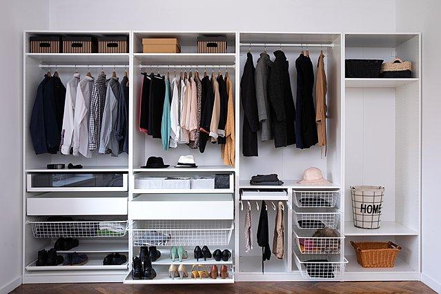 Τα 10 βήματα για την τέλεια οργάνωση στο σπίτι