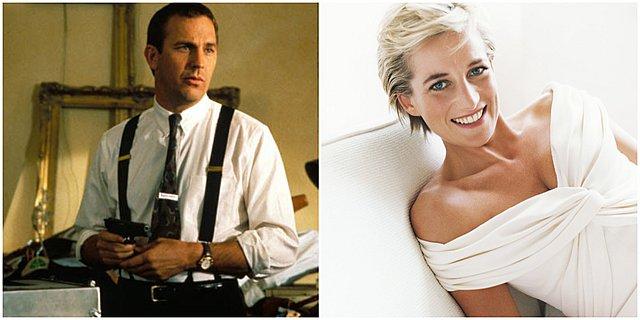 «Η πριγκίπισσα Diana ήταν έτοιμη να πρωταγωνιστήσει στο Bodyguard 2»