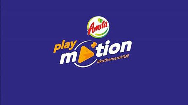 Εκπλήξεις, μουσική και ξεχωριστές εμπειρίες στο Playmotion της Amita Motion!