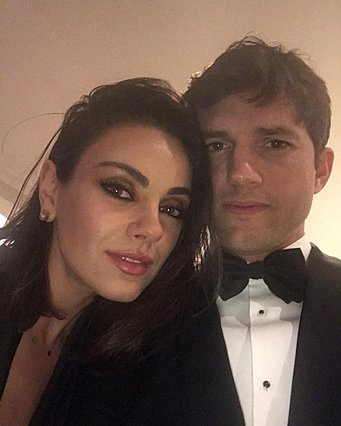 Mila Kunis και Ashton Kutcher: Δες πόσο έχουν μεγαλώσει τα παιδιά τους [Photos]
