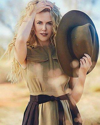 Η Nicole Kidman μοιράζεται μια σπάνια φωτογραφία των θυγατέρων της
