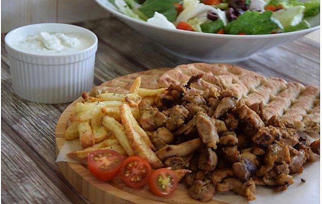 Γύρος κοτόπουλο δια χειρός Ελένης Πετρουλάκη - Πεντανόστιμος, σπιτικός και υγιεινός