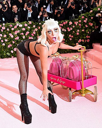 Η Lady Gaga λανσάρει το νέο της...  παιδί
