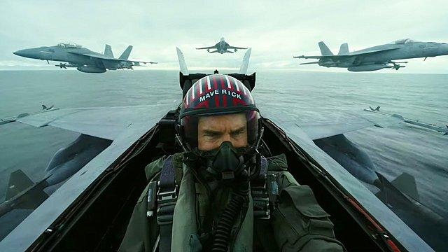 Top Gun Maverick : O Tom Cruise μοιράζεται το πρώτο τρέιλερ της ταινίας και γίνεται... χαμός [video]