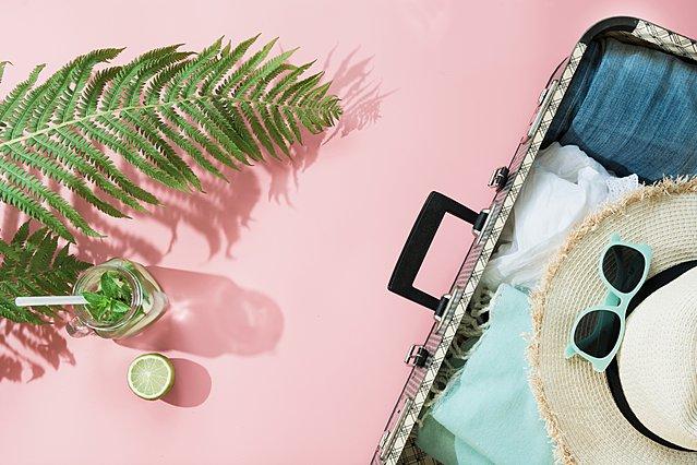 Ετοιμάζεσαι για διακοπές; Να πώς θα ετοιμάσεις σωστά τη βαλίτσα σου