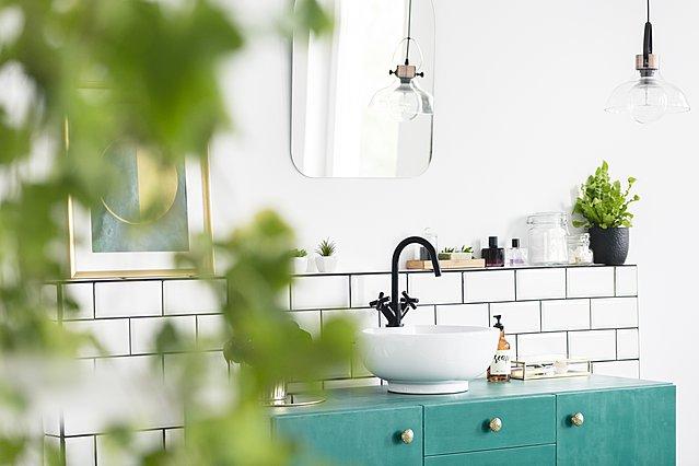 Το τέλειο tip για καθαρά πλακάκια στο μπάνιο