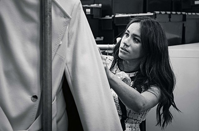 Meghan Markle: Ιδού το πολυαναμενόμενο εξώφυλλό της στη Vogue - Δεν ήταν αυτό που περιμέναμε
