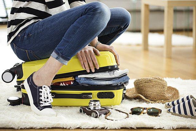 Έτσι θα διπλασιάσεις το διαθέσιμο χώρο στη βαλίτσα σου!