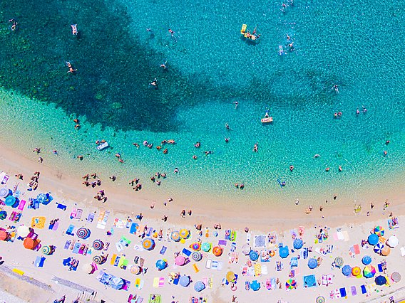 Η λίστα με τις πιο instagramικές παραλίες της Ευρώπης