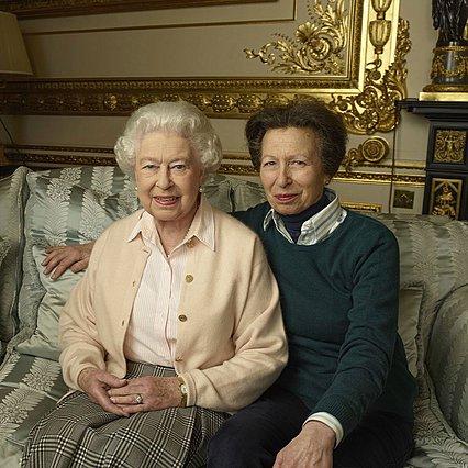 Ποια μέλη της βασιλικής οικογένειας δεν ευχήθηκαν στην πριγκίπισσα Άννα για τα γενέθλια της