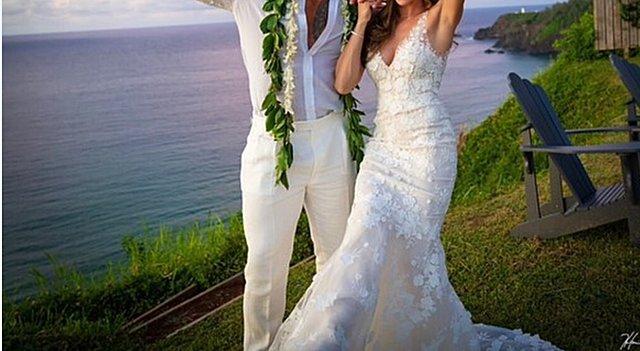 Μυστικός γάμος στη Χαβάη για διάσημο σταρ του Hollywood [photos]