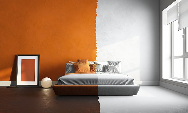 Ποιο είναι το ιδανικό χρώμα για το κάθε δωμάτιο του σπιτιού;