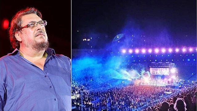 Σείστηκε το Καλλιμάρμαρο όταν κοινό και τραγουδιστές είπαν «αντίο» στον Λαυρέντη Μαχαιρίτσα! [Βίντεο]