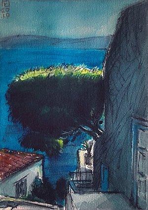 Χρόνος…Μνήμη…Τόπος… : Μια ξεχωριστή έκθεση στη Γκαλερί Artshot - Sophia Gaitani