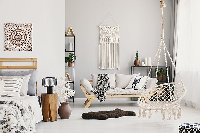 5 έξυπνοι τρόποι να μεταμορφώσεις το μικρό σου διαμέρισμα