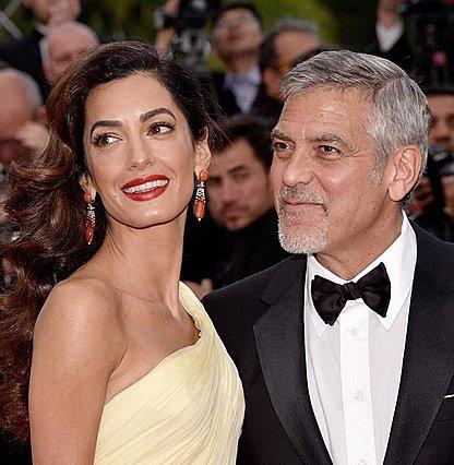 Amal Clooney: Η αναπάντεχη ενδυματολογική επιλογή της για την επέτειο με τον George Clooney