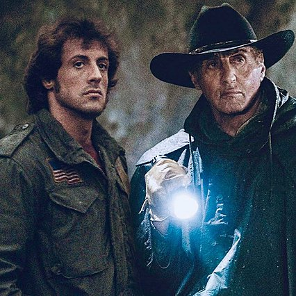 O Sylvester Stallone αποχαιρετά τον John Rambo με τη  βοήθεια  του Rocky Balboa και συγκινεί