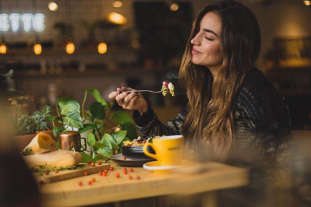 Πώς να τρως μακαρόνια χωρίς να παίρνεις κιλά