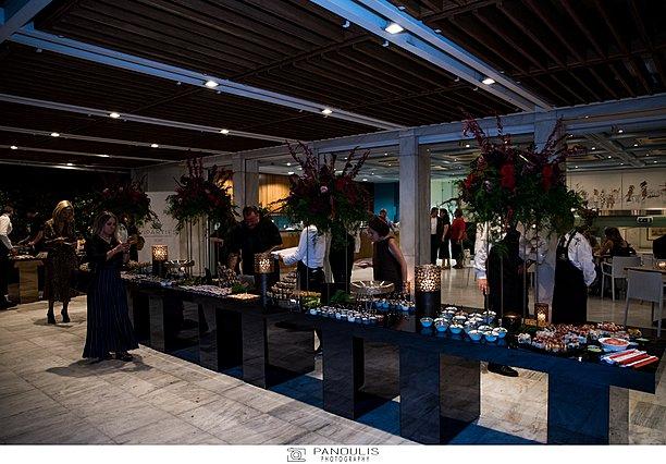 Δειπνοσοφιστήριον Catering: Μια ξεχωριστή βραδιά στο Μουσείο Μπενάκη