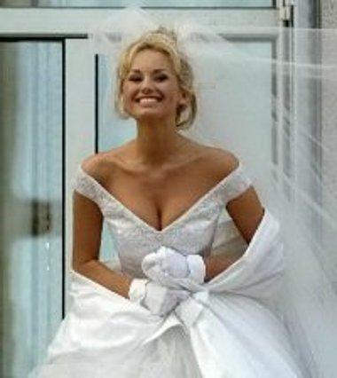 Η Αντριάνα νύφη