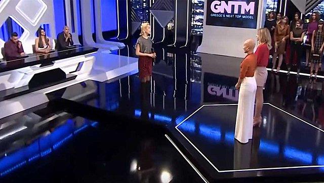 GNTM: Ποια παίκτρια αποχώρησε από το παιχνίδι [video]