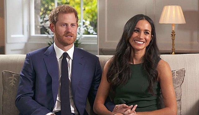 <p>Η φωτογραφία αυτή είναι από την πρώτη τους τηλεοπτική εμφάνιση ως ζευγάρι, μετά την ανακοίνωση του αρραβώνα τους.</p>