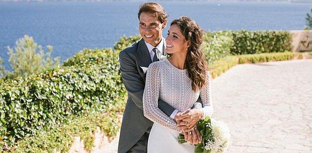 Παντρεύτηκε ο Rafael Nadal: Οι πρώτες επίσημες φωτογραφίες από τον γάμο