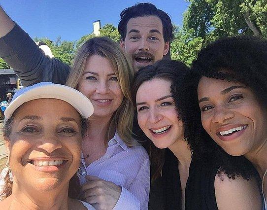 Πρωταγωνίστρια του Grey' s Anatomy ανακοίνωσε ότι είναι έγκυος με τον πιο απίθανο τρόπο!