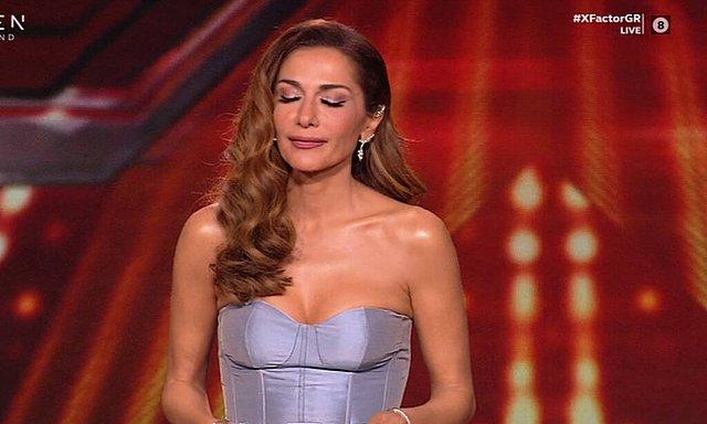 Βαρύ κλίμα στο X Factor: Λύγισαν Βανδή - Θεοφάνους στον τηλεοπτικό αέρα! [Βίντεο]