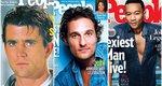 Oι πιο σέξι άντρες από το 1985 μέχρι σήμερα σύμφωνα με το People [photos]
