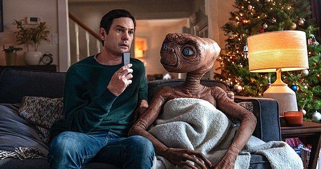 Ο E.T. επέστρεψε στη Γη -και στον Elliott- 37 χρόνια μετά [video]