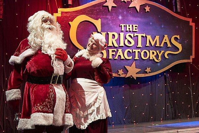 Super Διαγωνισμός: The Christmas Factory και η Επέλαση των Ξωτικών - Διεκδίκησε διπλές προσκλήσεις!