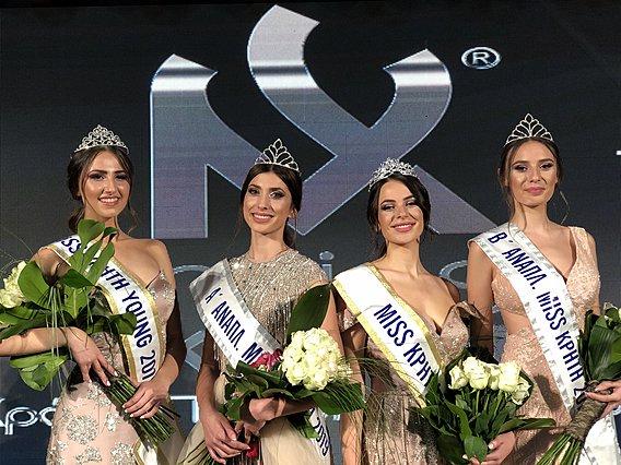 Οι ομορφότερες των Παγκρήτιων Καλλιστείων για το 2019: Miss Κρήτη η Γεωργία Σκανδάλη Αμπαρτζάκη