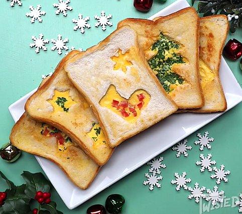 7 ιδέες για τα πιο ξεχωριστά χριστουγεννιάτικα πρωινά [video]